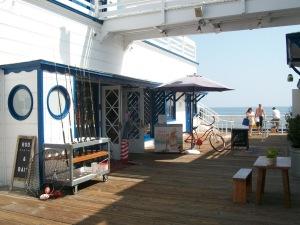 Pier at Malibu Beach